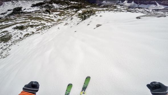 Ultime lingue di neve... e sassi
