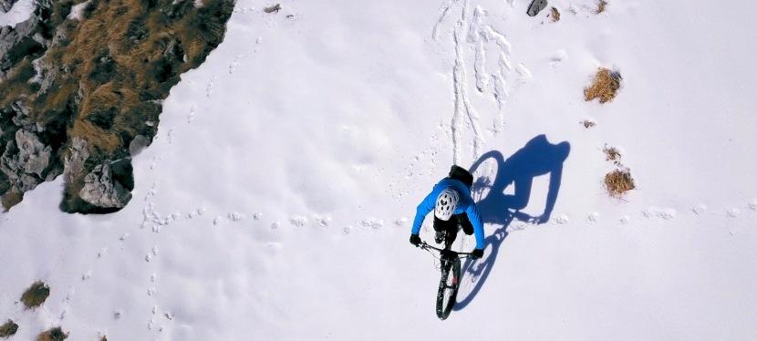 Sole, neve &bici